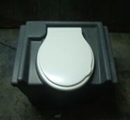 Тоалетна контейнер